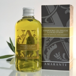 SHAMPOING GEL DOUCHE A L'HUILE D'OLIVE